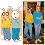 Clever couples Halloween Costume