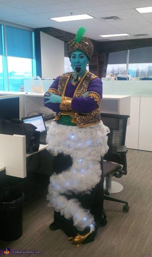 Genie from Aladin halloween costume ideas