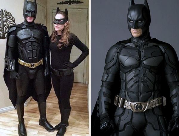 Cool Batman Halloween Costume for men
