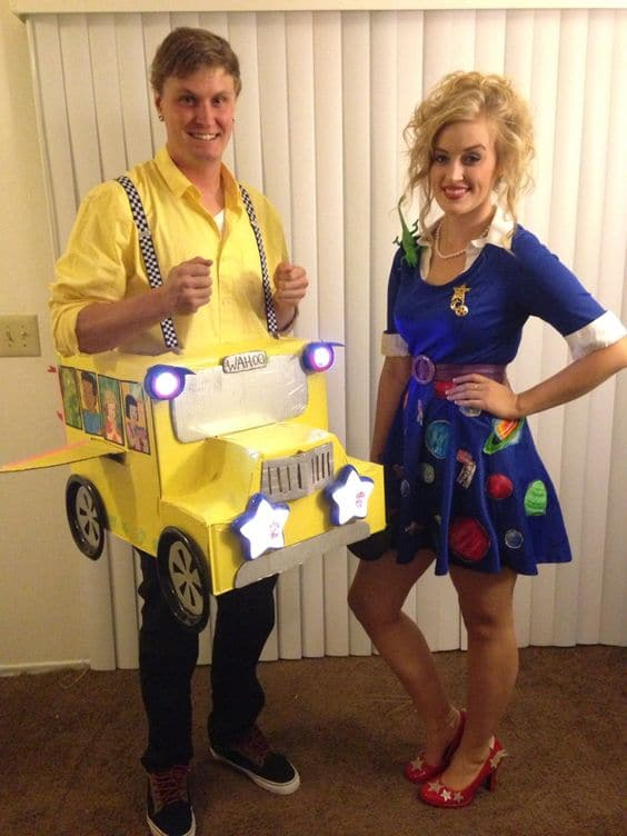 Funny Couple Costumes 2017