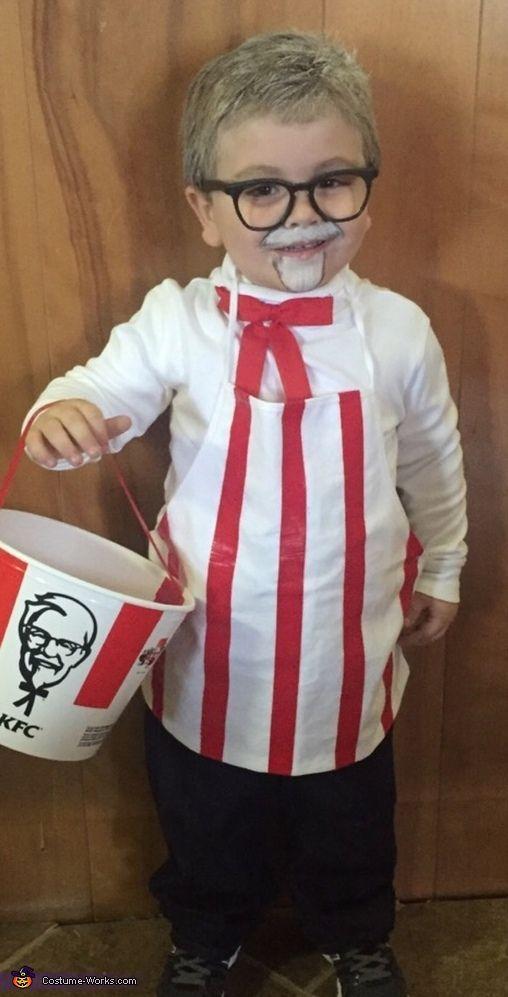 diy clever kids last minute halloween costume