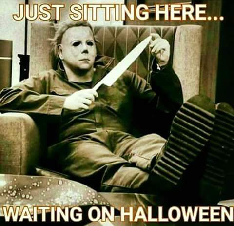 just sitting here waiting on halloween