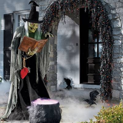 Halloween-Monster-List-Witch-Myths
