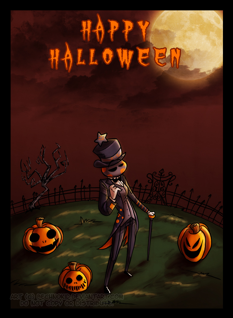 Happy-halloween-greeting-card