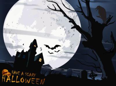 Scary-Halloween-Card