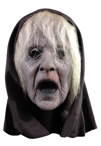 Scary The Wraith Adult Mask for Halloween