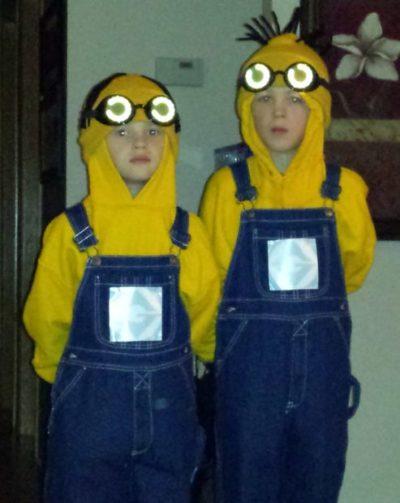 Twins minions