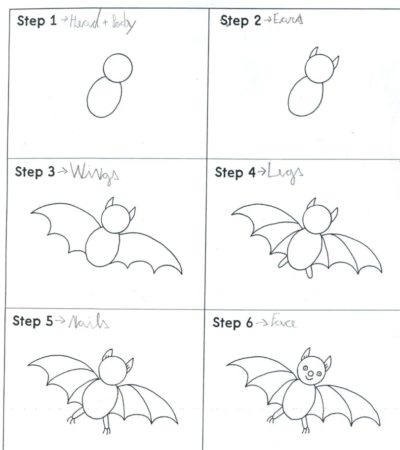 easy-way-to-draw-a-bat-coloring-pages