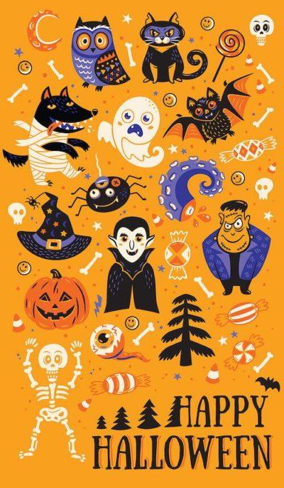 happy halloween-cartoon-pics