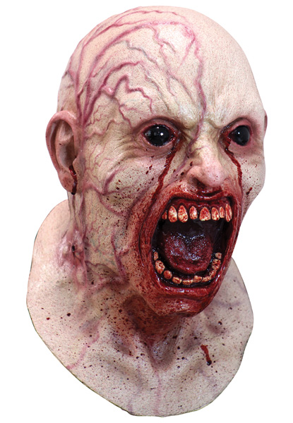 scary adult infected zombie Halloween Mask