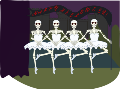 skeletal-ballerinas