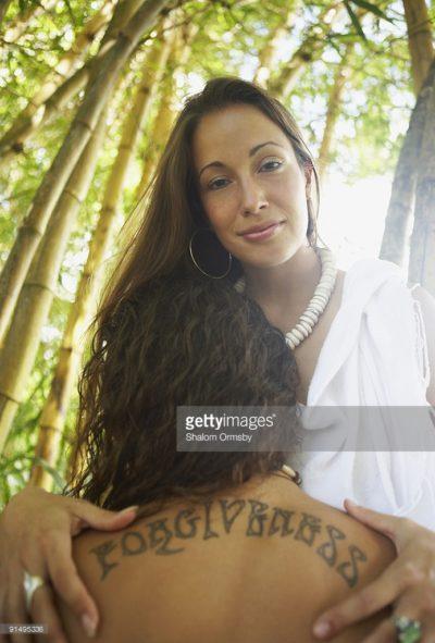 Ethnic Tribal font calligraphy tattoo