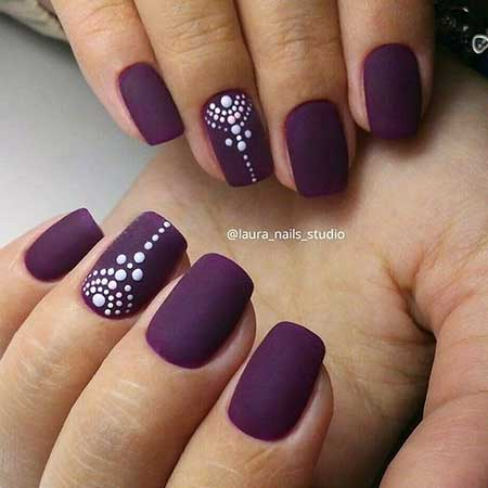 30 cool nail designs easily painted at home