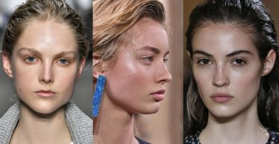 fall winter makeup trends The glowing complexion