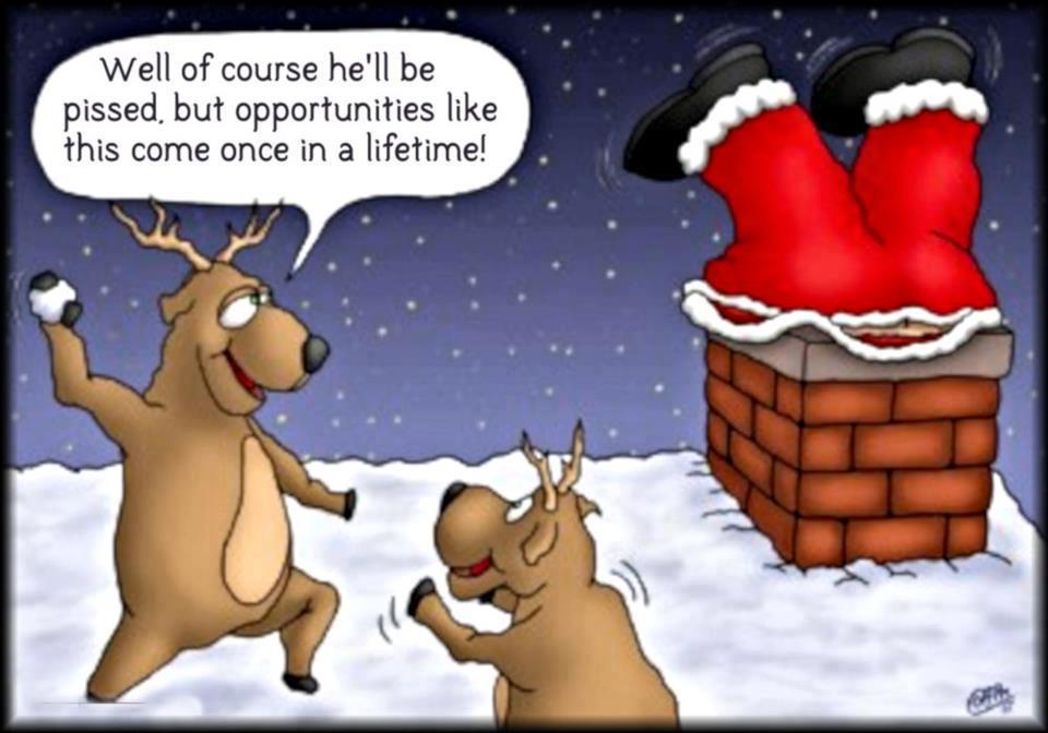 Funny Christmas images for kids