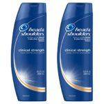 Head and Shoulders Clinical Strength Anti-Dandruff Shampoo