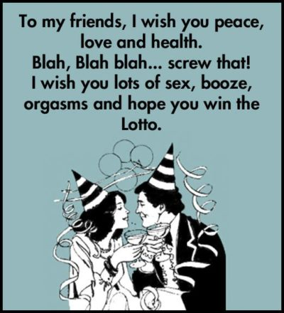 funny new year quotes wishes