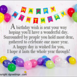 happy birthday wishes sms messages