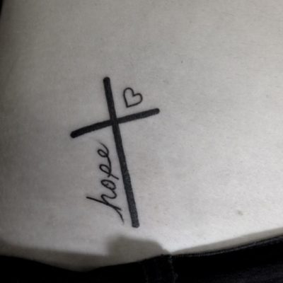 faith hope and love tattoo ideas
