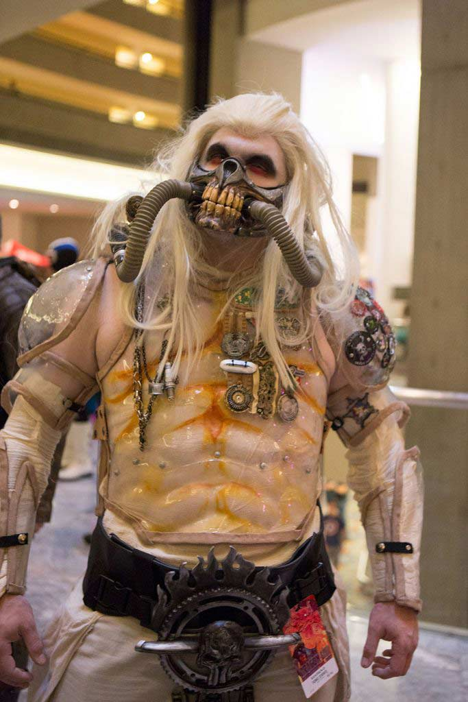 mad max halloween costume ideas for men with long hair