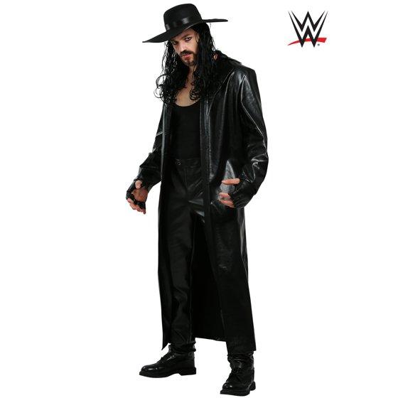 undertaker wwe wrestler halloween costume ideas for men with long hair