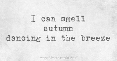 welcome autumn quotes