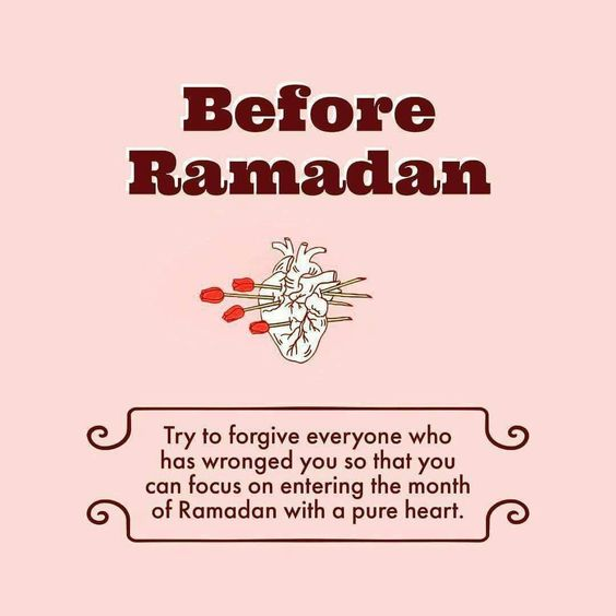Ramadan sayings