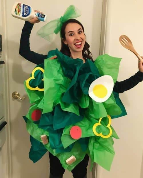 cute salad costume ideas for halloween