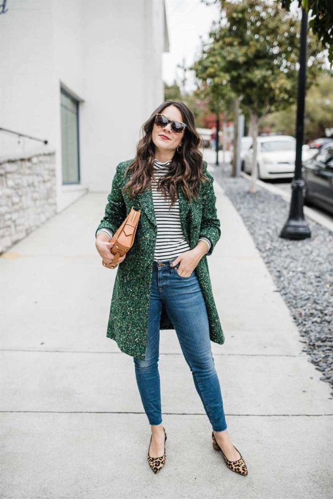 fall coat outfit ideas