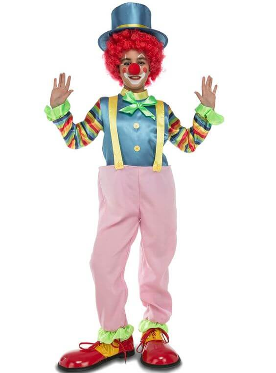 funny clown costume ideas for halloween