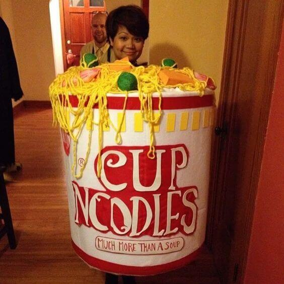 noodles costume ideas for halloween