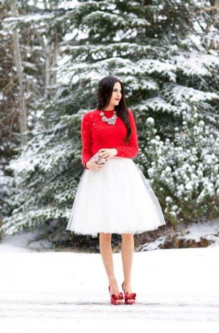 christmas photo outfit ideas for females