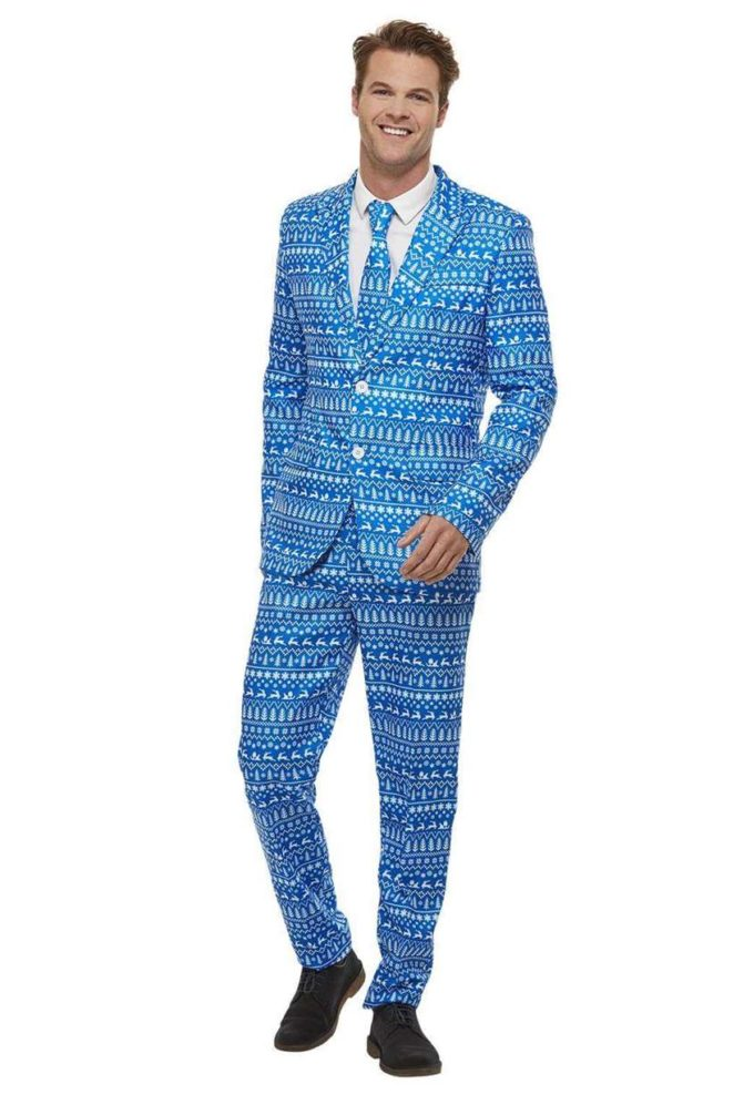 funny christmas suits ideas for men