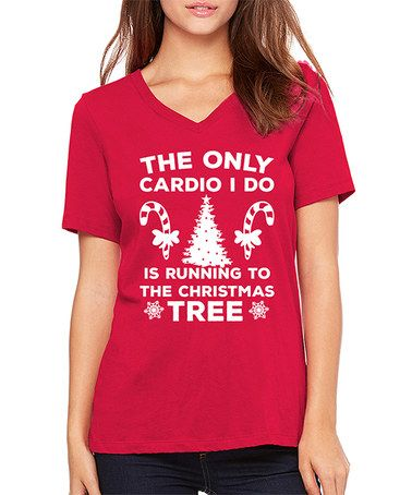 funny christmas t-shirt ideas for females