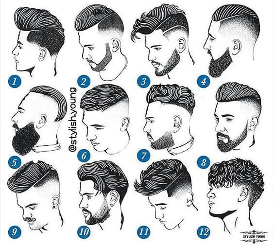 2020 Men's Hairstyles: 16 New Year Hair Styles For Men To ...