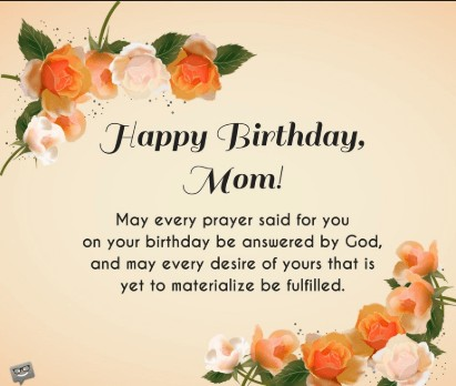best birthday wishes-messages for mom