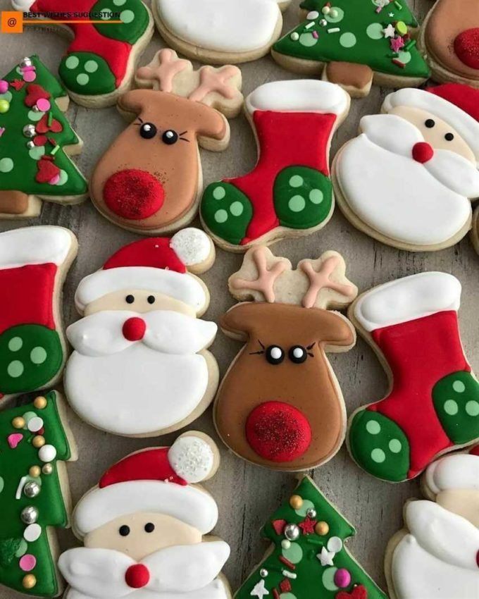 christmas cookies ideas for party