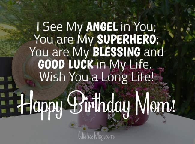 good luck birthday wishes for mom