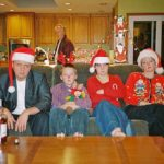 bad family christmas pictures