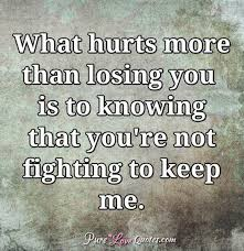 love hurts me more quote image
