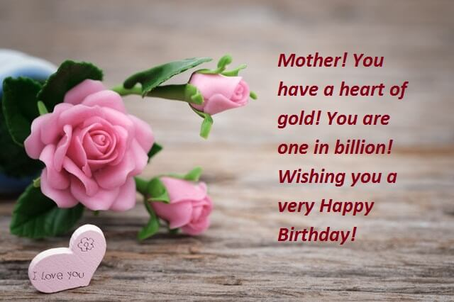 lovely birthday wishes for mom
