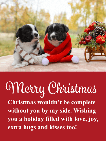 romantic merry christmas wishes