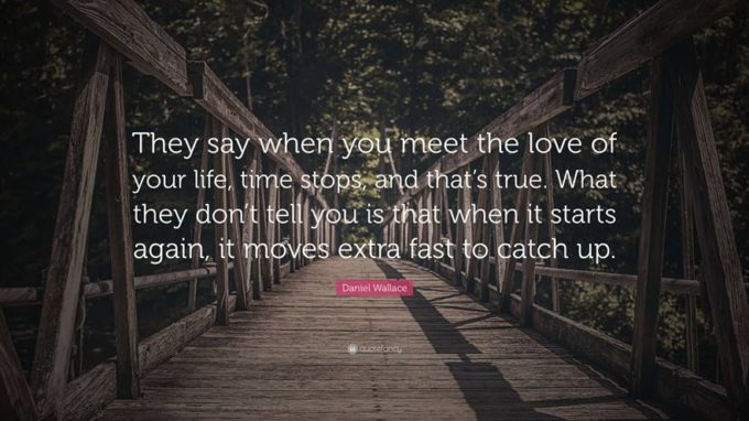 famous love movie big fish - cute romantic love sayings by daniel