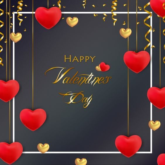 download free happy valentines day greeting card image