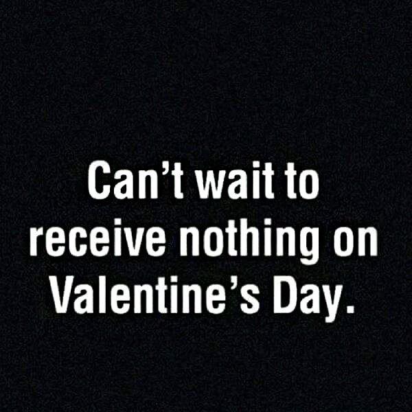 funny single anti valentines day meme